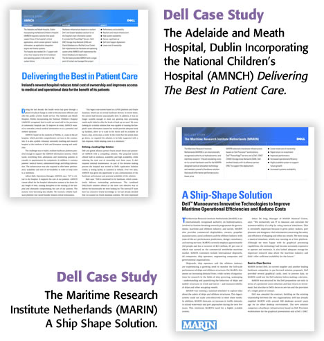 Dell Case Studies